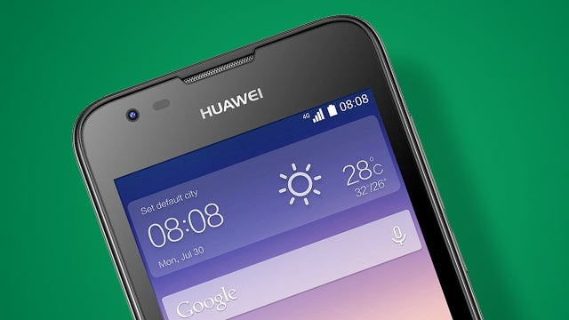 Huawei Ascend Y550 – Software and Performance Review | Trusted Reviews