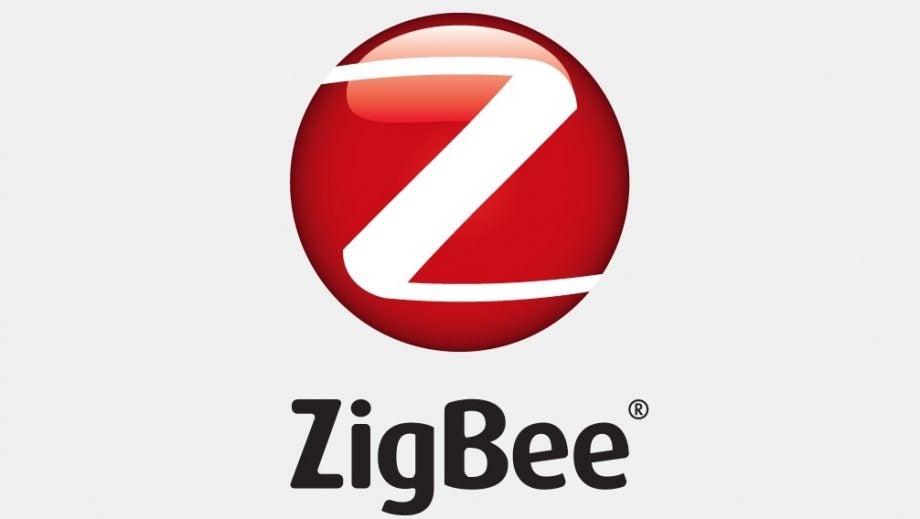 Image showing zigBee LOGO  A SMART HOME COMMUNICATION PROTOCOL