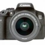 Canon EOS 750D 7
