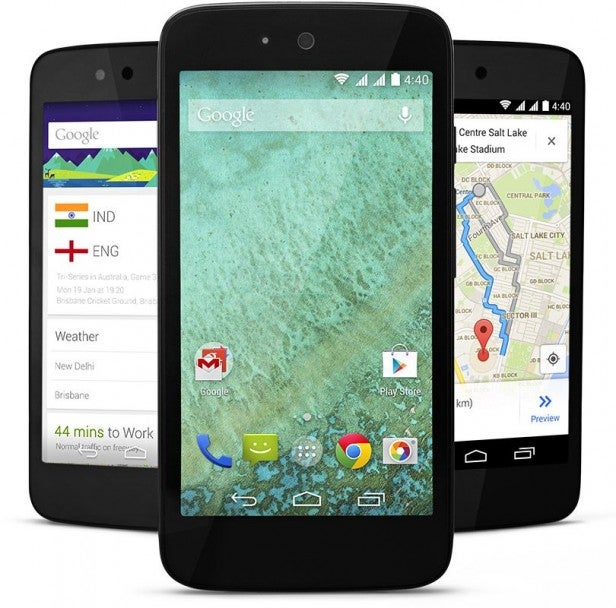 What is Android One? Google's budget phone platform