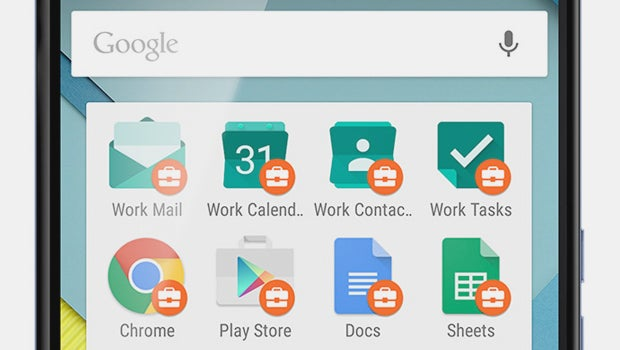 how to use android for work