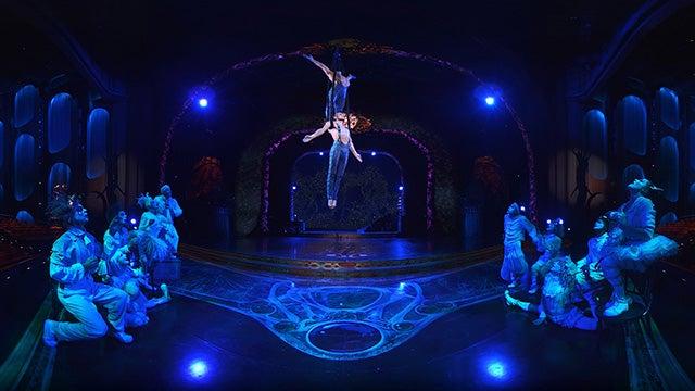 cirque du soleil gear vr