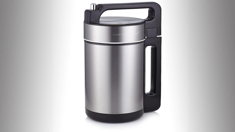 cook 39 s essentials 1 5l electric soup smoothie maker. Black Bedroom Furniture Sets. Home Design Ideas