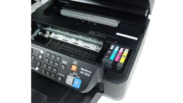 Epson WorkForce WF-2650DWF Review | Trusted Reviews