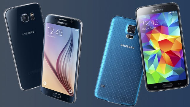 samsung galaxy s6 vs galaxy s5 should you upgrade? trusted reviewsgalaxy s6 vs s5 is it worth the upgrade? both are great android phones, but we take a look at the big features that could sway you to go for one over