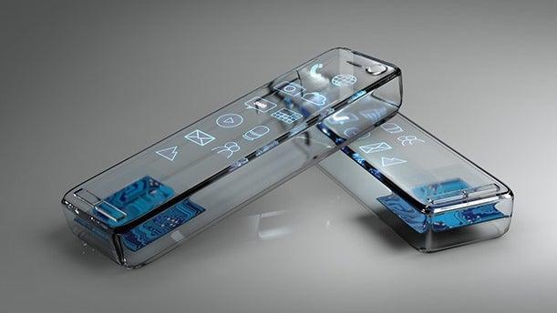 Glass Galaxy S6
