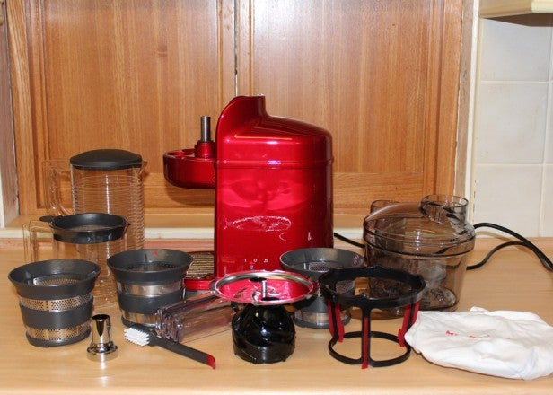 KitchenAid Artisan Maximum Extraction Juicer 1