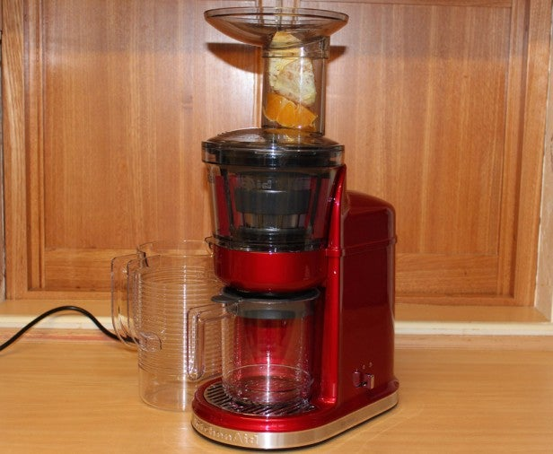 Kitchenaid Artisan Maximum Extraction Juicer Review