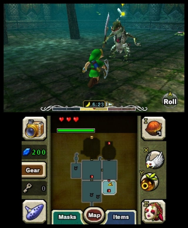 The Legend of Zelda: Majora's Mask 3D Review | Trusted Reviews