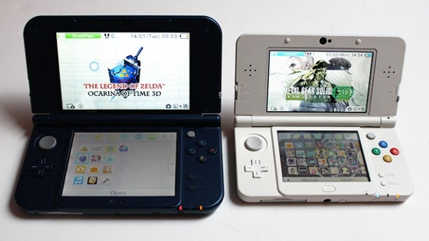 New 3DS vs New 3DS XL 5