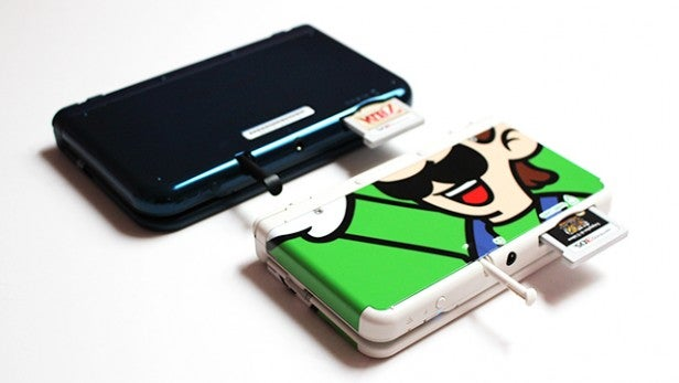 New 3DS vs New 3DS XL 23