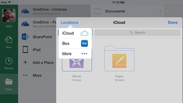 Office iCloud