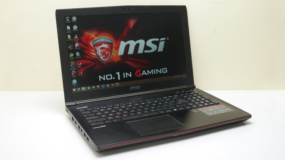 MSI GE62 2QD Apache