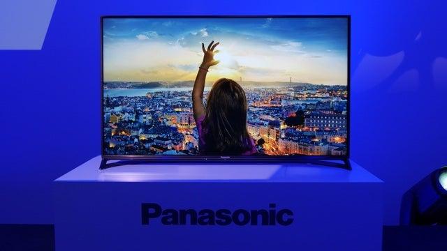 Panasonic Curved TVs