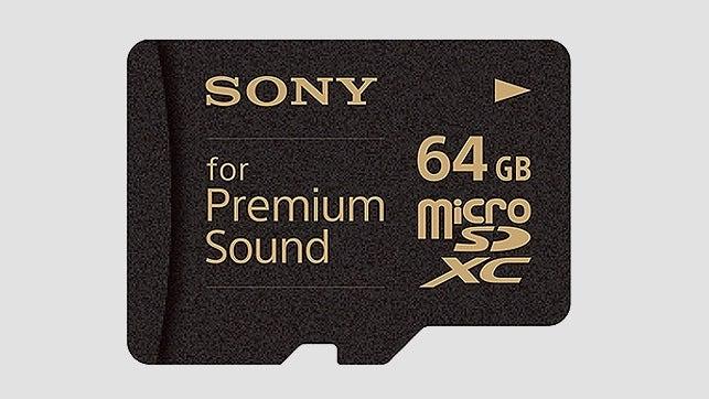 Sony SR-64HXA