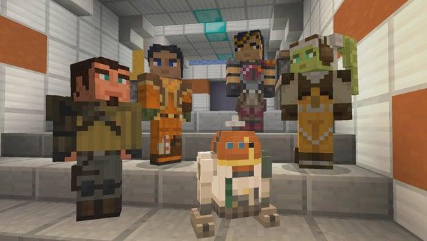 Star Wars Rebels Minecraft