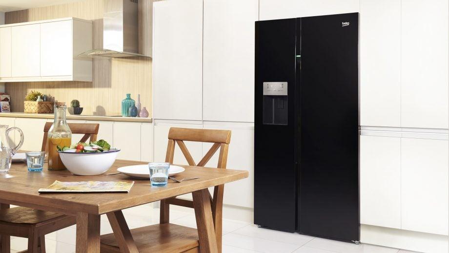 Genuine Beko Refrigerator Glass Shelf Front Trim Profile CDA539FS 4851900100