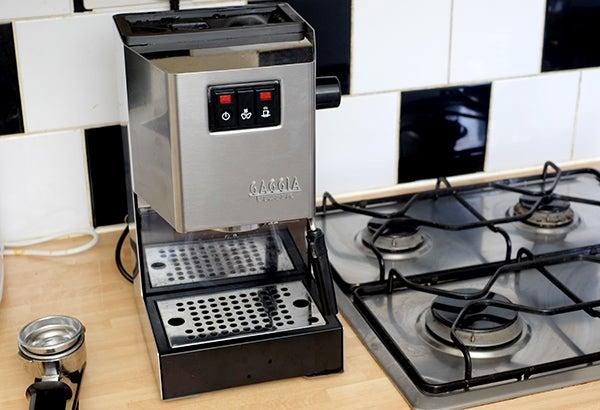Gaggia classic kaffemaskin