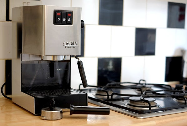 Gaggia Classic 2015 Review Trusted Reviews