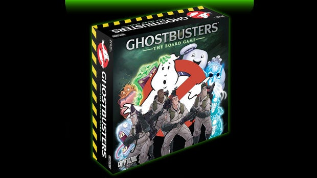ghostbusters board game