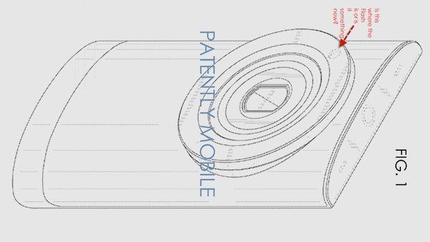Samsung Galaxy K Zoom 2 patent