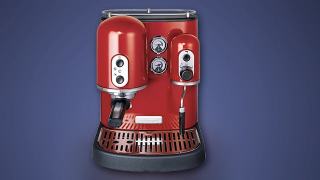 KitchenAid Artisan Espresso Machine Review