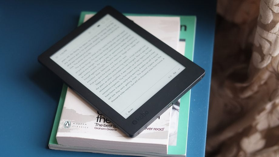 Kobo Aura H2O Review | Trusted Reviews