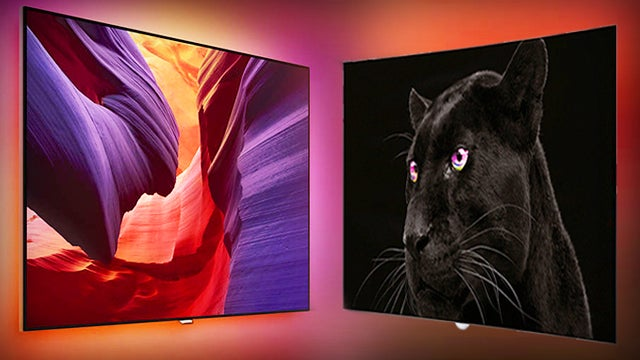 OLED vs LED LCD: the best display tech for you | Trusted Reviews
