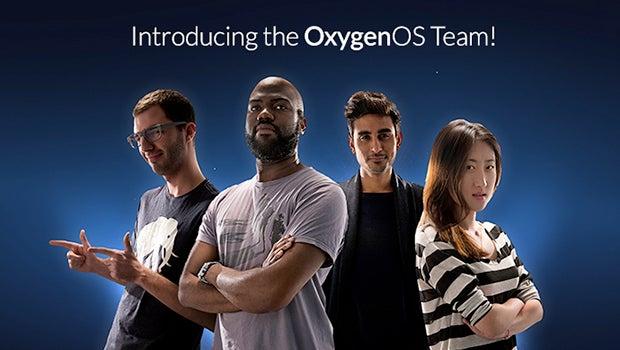 OxygenOS team