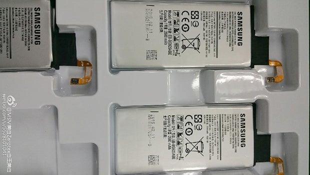 Samsung Galaxy S6 battery leak