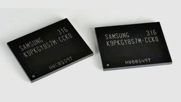 Samsung emmc 5.1 flash