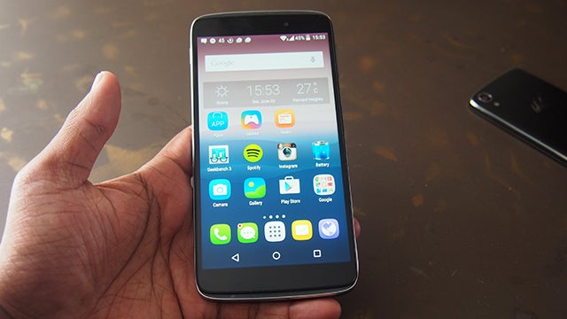 Alcatel OneTouch Idol 3 Review | Trusted Reviews