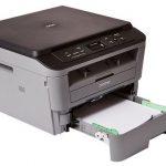 Brother DCP-L2500D - Tray