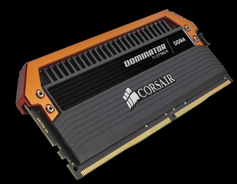 Corsair Dominator 3400MHz DDR4