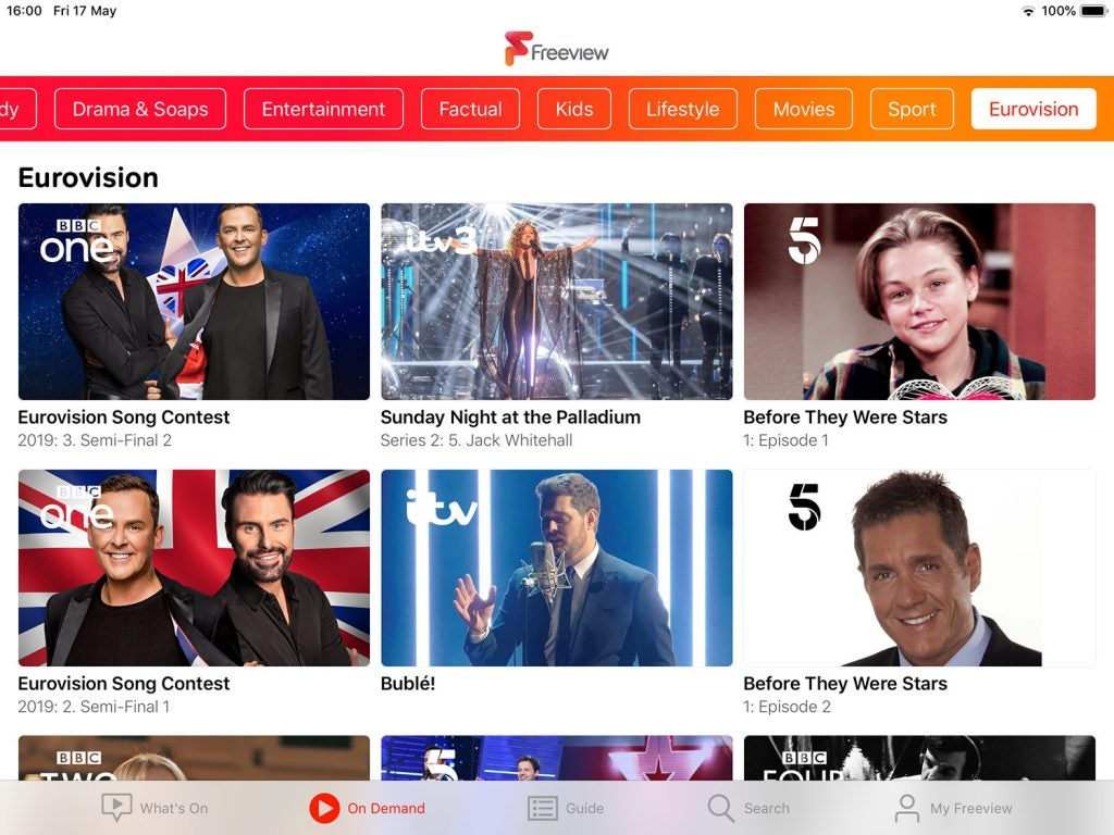Freeview Play? What is it and what you need to know