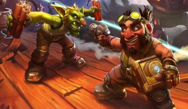 Hearthstone Expansion