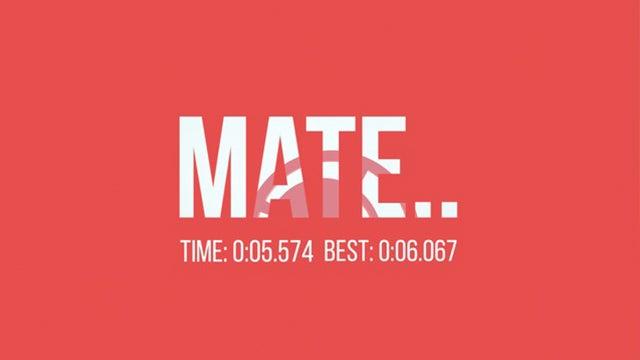 MATE..