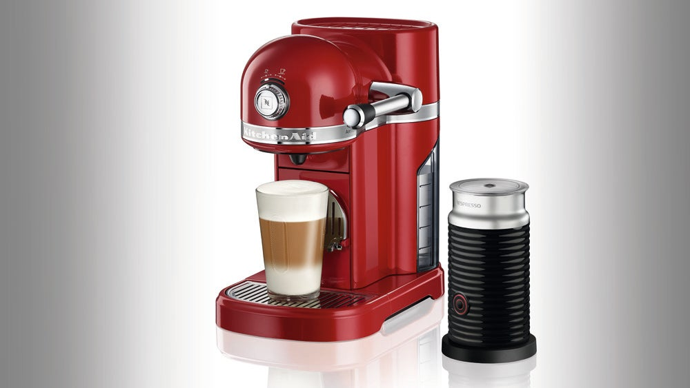 KitchenAid Nespresso Artisan Review | Trusted Reviews
