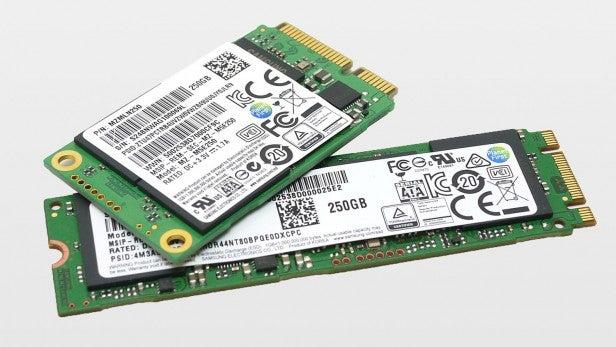 Samsung 850 Evo mSATA and m.2