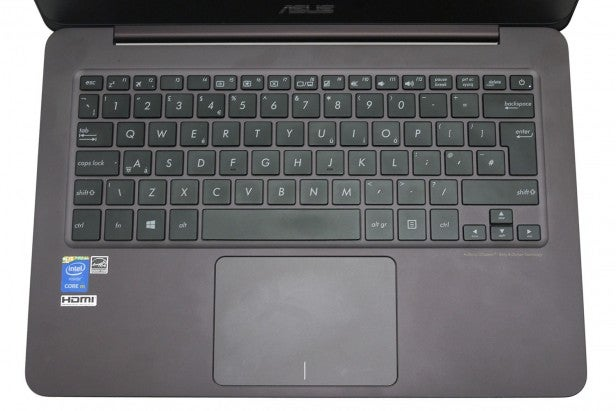 Asus Zenbook Ux305 Keyboard Trackpad And Verdict Review