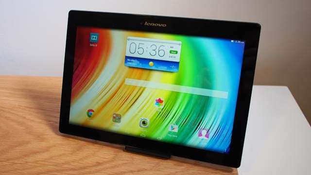 lenovo tab a10 10-inch android tablet review