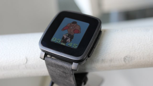 Pebble Time Steel review 17