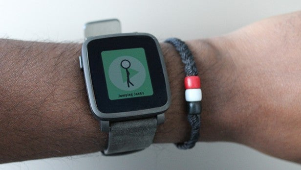 Pebble Time Steel review 21