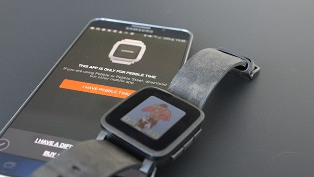 Pebble Time Steel review 27