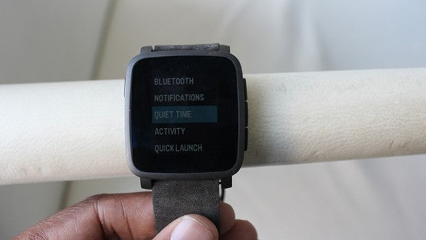 Pebble Time Steel review 29