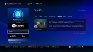 What is PlayStation Music? How to get Spotify on your PS4 and PS3