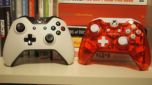 Rock Candy Wired Controller for Xbox One Review | Trusted