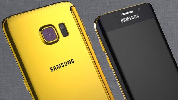 24k Galaxy S6 Edge