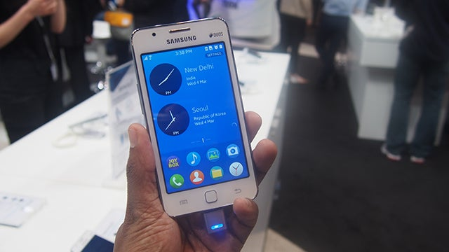 Samsung z1 review trusted reviews samsung z1 ccuart Image collections