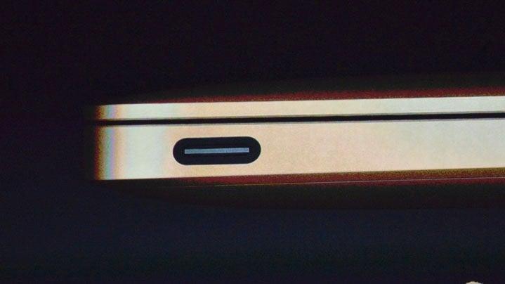 USB Type-C on the MacBook 2015